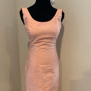 Vintage watters and watters silk dress